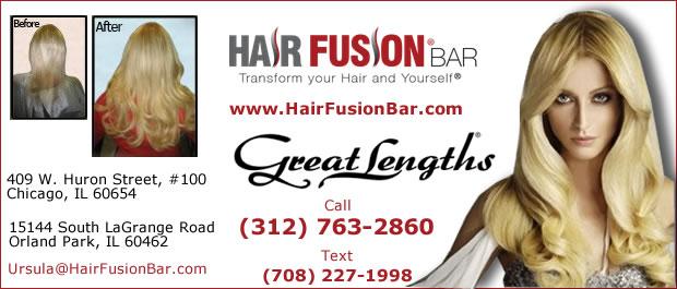 Hair Fusion Bar in Illinois