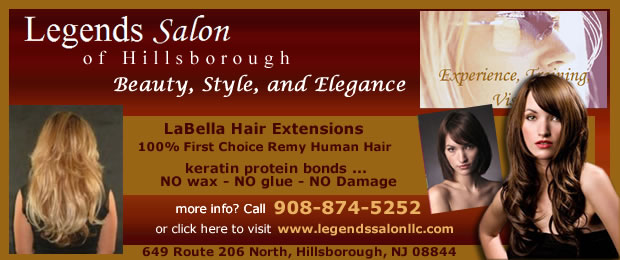 Legend Hair Salon New Jersey