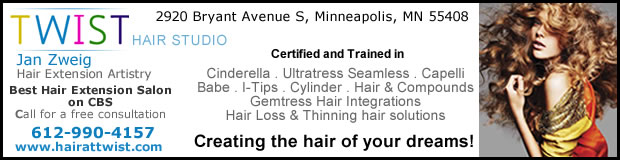 Twist Hair Studio Minneapolis