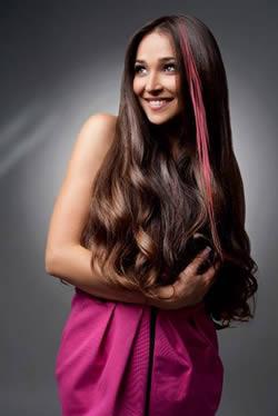 Femme Pink Hair