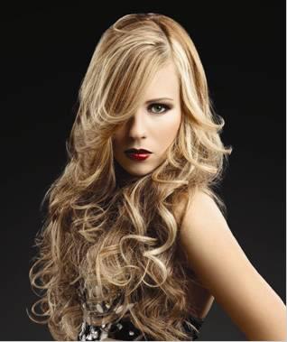 So.Cap Original beautiful blonde hair extensions