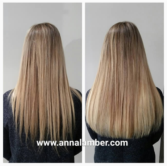 Hair Extensions In River Edge New Jersey The Strand Salon