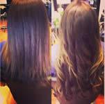 Ashley Grey Salon: Brown hair