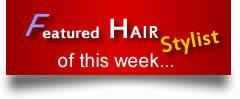Featured hair stylist