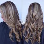 Salon Adelle - Beautiful long hair