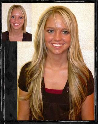 Hair extensions in orem ut vanity hair extensions vanity hair blonde hair extensions pmusecretfo Images