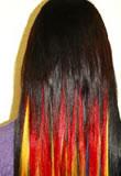 Vanity Hair: Fantasy colors