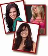 Hair Extension Photos