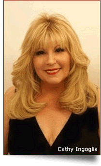 Master Hair Extension Specialist Cathy Ingoglia