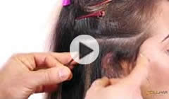 SoCap USA - How to apply COLD HAIR Extensions